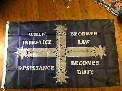 VLAD flag with extras 5 x 3 ft flag  southern cross eureka bar flag or man cave