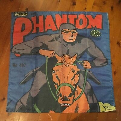 The phantom marvel comics biker Man cave wallhanging 30 x 30 inch pool room bar
