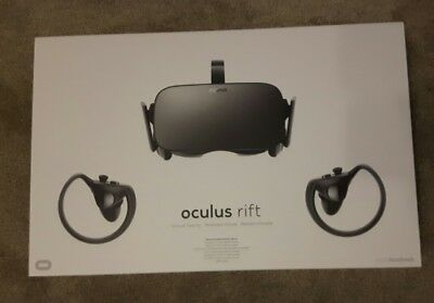 Box for Oculus Rift CV1 - (bundle with two controllers)