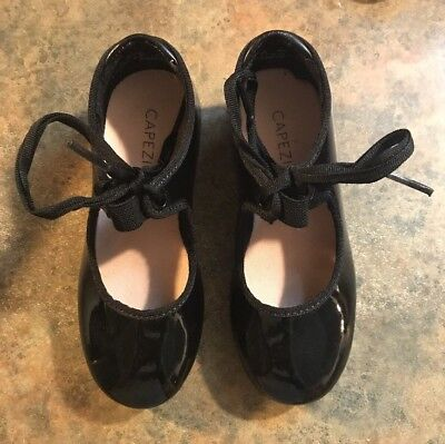 Capezio Toddler Tap Shoes 9.5 Barely Used