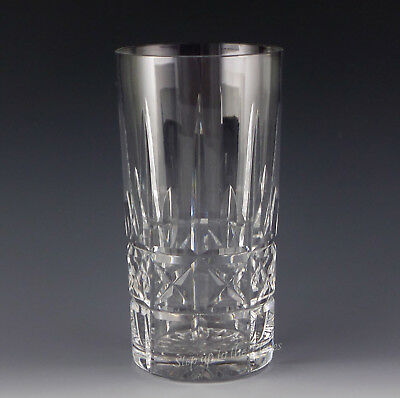 """Waterford Crystal KYLEMORE Highball Tumbler 5 5/8"""" Hard to Find HiBall Glass"""