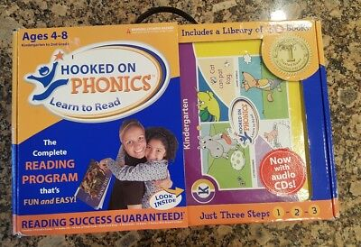 Hooked On Phonics Learn To Read First Grade Levels 1 2 2009