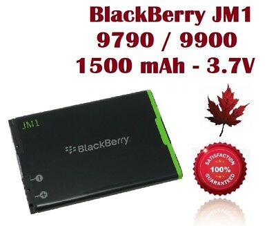 Blackberry Bold Touch 9790 / 9900 JM1 1500mAh Brand New Replacement Battery