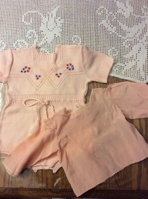vintage baby clothes girl