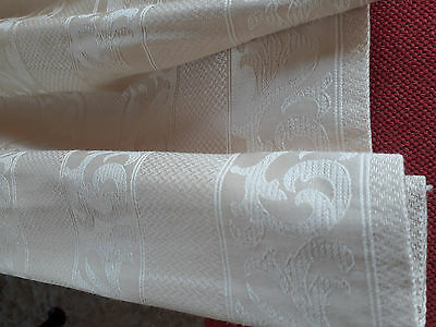 ROMAN BLIND FABRIC 100% BLOCKOUT 1300 mm x 1500 NEW NEVER INSTALLED.