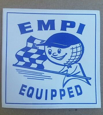 EMPI Equipped sticker shipped