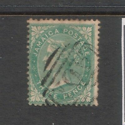 JAMAICA....  1860  3d green used