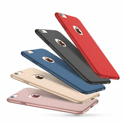 Luxury Ultra-thin Hard Shockproof Phone Case For iPhone6 6S 6Plus iPhone7 7Plus
