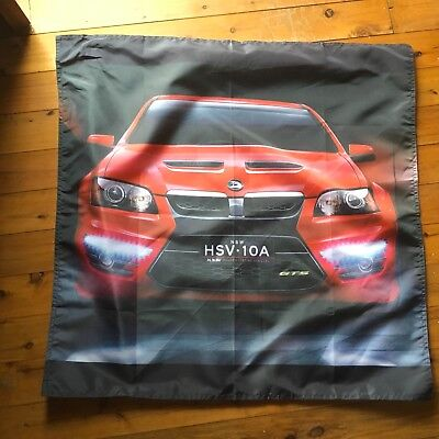 HSV holden printed flag 3x2 ft man cave flag Hsv GMH peter brock torana Monaro