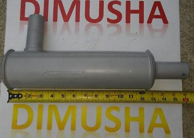 Thermo King APU OEM Parts | 12-913 MUFFLER-SS Tripac or Evolution