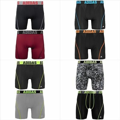 Men's Adidas CLIMACOOL Ultimate Boxer Briefs / Performance Underwear 2 in Pk
