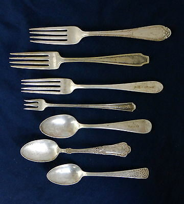 Historic New York - Childs  Liggette Tally Ho Yankee Silversmith  Westchester CC