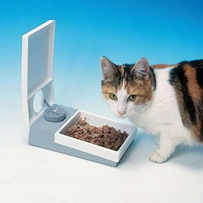 AUTOMATIC Cat FEEDER Food Dispenser By Cat Mate - Small Dog Pet Feeding Station
