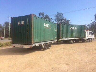 20' Shipping Containers - VIC