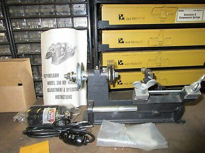 New Foley Belsaw model 200 Key Machine
