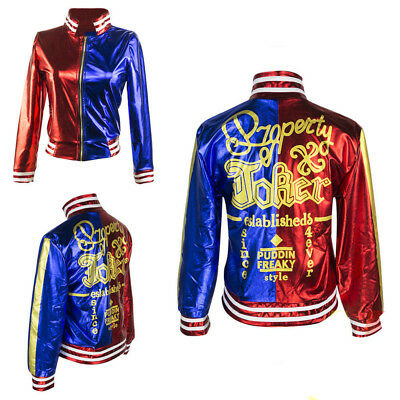 Halloween Cosplay Masquerade Fancy Ball Cosplay Daddy's Zip Coat Jacket Costume