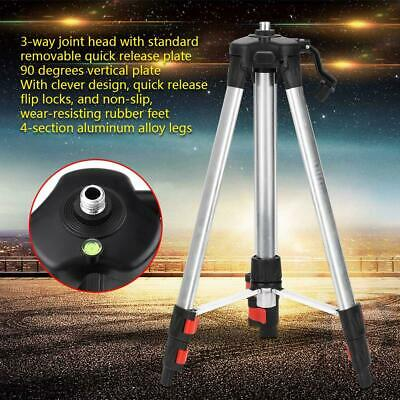 1.2M Tripod Level Stand for Auto Self Leveling Laser Level Measurement Tool glf