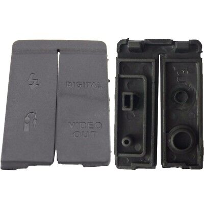 New USB Interface Rubber Cover for Canon EOS 5D Digital Camera Cap Part