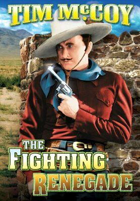 The Fighting Renegade NEW DVD