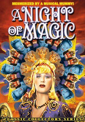 A Night of Magic NEW DVD
