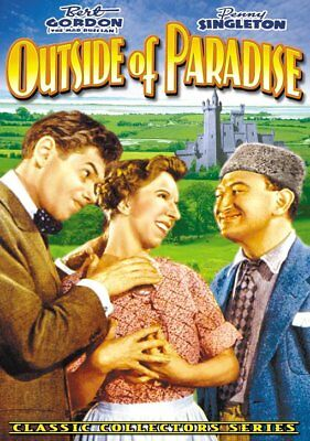 Outside of Paradise NEW DVD