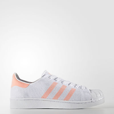 New adidas Originals Superstar Shoes BA7736 Women's White Sneakers
