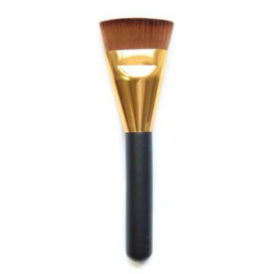 Largo Soft Beauty Powder Big Blush Flame Brush Foundation Cosmetic Tool Maquill