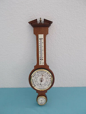 GOLDTIME A21 Barometer Hygrometer Thermometer Wetterstation Automatische Eichung