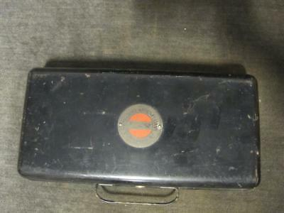 Antique Bank / Cash Box - Tin - Traders National Bank of Rochester, NY