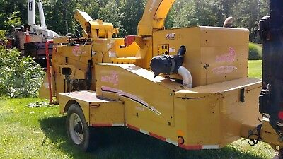 2007 Rayco RC 16.5 wood chipper