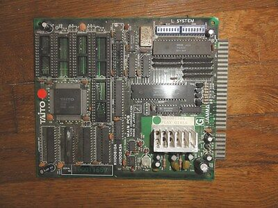 PCB jamma Taito Play Girls en panne