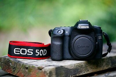 CANON EOS 50D Body Only - $130 00 | PicClick