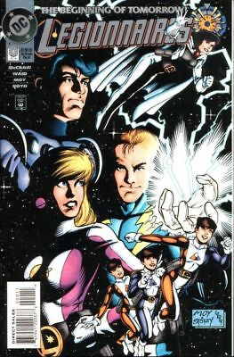 LEGIONNAIRES S81 - Close Encounters