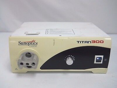 Sunoptics Surgical Model S300T Light Source - For parts or repairs