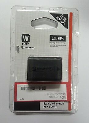 Sony NP-FW50 Infolithium Rechargeable Li-on 1020mAh Battery Pack GENUINE
