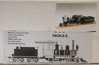 Sm32 Craftsman Neng Colorado Narrow Gauge/others 2 Foot 2-6-0 Mogul Loco Kit New