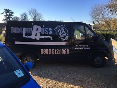 business for sale drain clearance