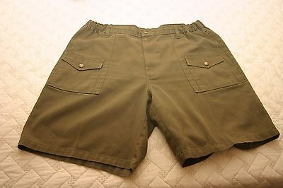 BOY SCOUTS OF AMERICA Men's shorts size 40 Waist Official Uniform BSA  EUC