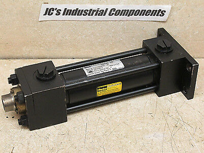 """Parker,  Hydraulic Cylinder,   1 1/2""""  Bore  X  4 1/4""""  Stroke,   3000 Psi"""
