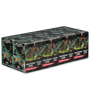 Dungeons & Dragons - Icons of the Realms Set 7 Tomb of Annihilation - 8 Booster