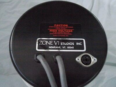 ZONE VI COLD LIGHT HEAD for DARKROOM ENLARGER, Used Working Condition, NR