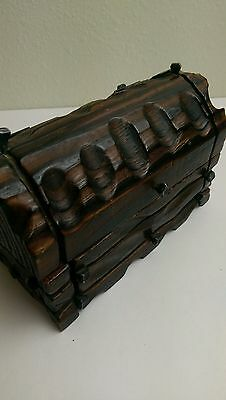Wood Chest Small Square Head Nails