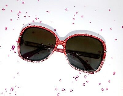 MADE TO ORDER Custom Crystallized Sunglasses Bling Made with Swarovski Crystals