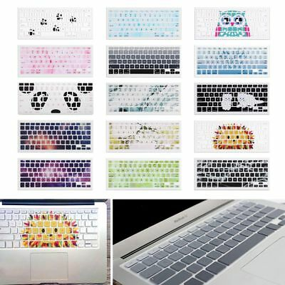 """For Apple Macbook Air Pro Retina 13"""" 15"""" inch Silicone Keyboard Skin Cover Films"""