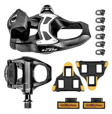 SHIMANO 105 5800 Carbon Road Bike Bicycle Pedals SPD-SL