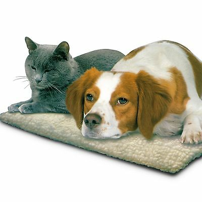 Self Heated Heating Thermal Pet Cat Dog Bed Cushion Mat Washable Super Warm Rug