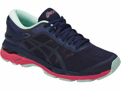 Asics Gel Kayano 24 Lite Show Womens Running Shoes T7A8N.4990 + Return To Mel
