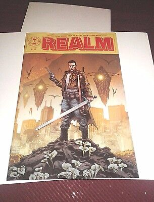 The Realm #1 Image Comics - COVER A - HOT BOOK!!!! -----LOW$$  😲NEXT DAY SHP