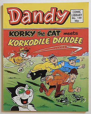 DANDY COMIC LIBRARY #149 - Korky the Cat