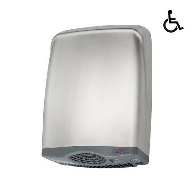 JD Macdonald - Applause Automatic Hand Dryer - Satin Stainless Steel